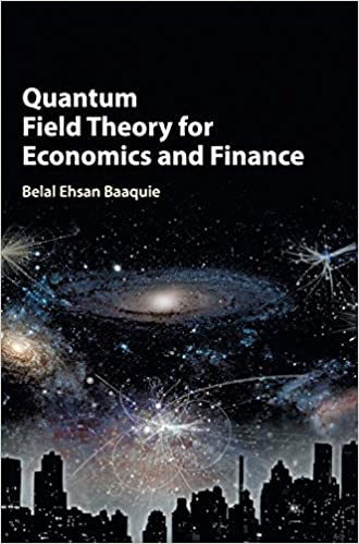 Book Review – Quantum Field Theory for Economics and Finance