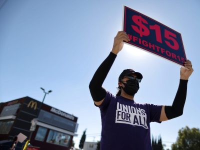 Why the Minimum Wage Is Stuck at $7.25